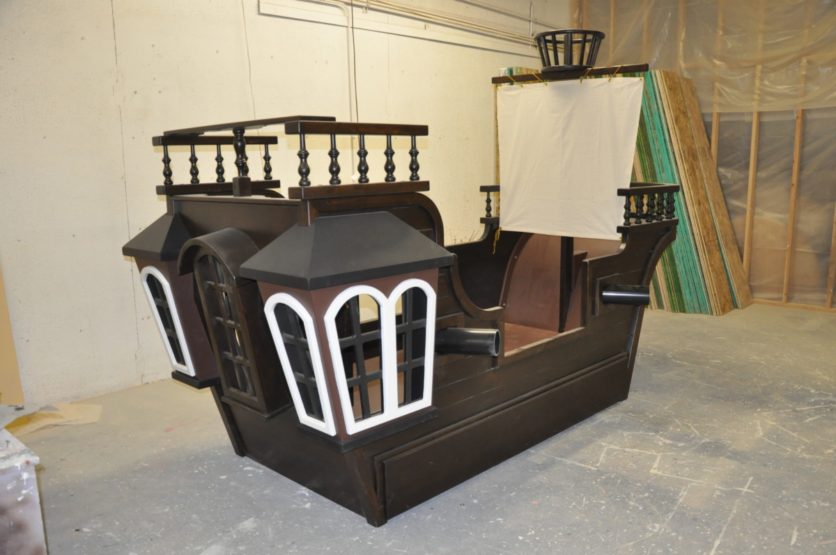 Pirate Bedroom Furniture Kids Bedroom Furniture Custom Designed Built Themes