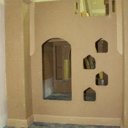 Left Side Panel of Norwich Castle Bunk Bed