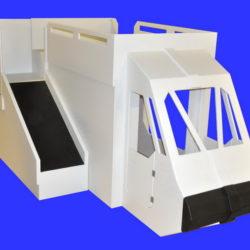 Shuttle Bunk Bed w/ Slide