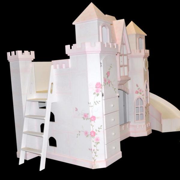 Polton Castle Bunk Bed