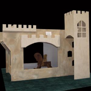Dover Castle Bunk Bed