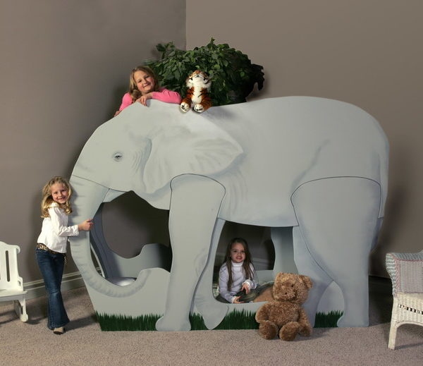 Elephant Bunk Bed