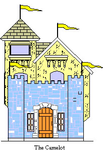 Camelot Playhouse Plans