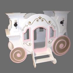 Cinderella Carriage Bunk Bed