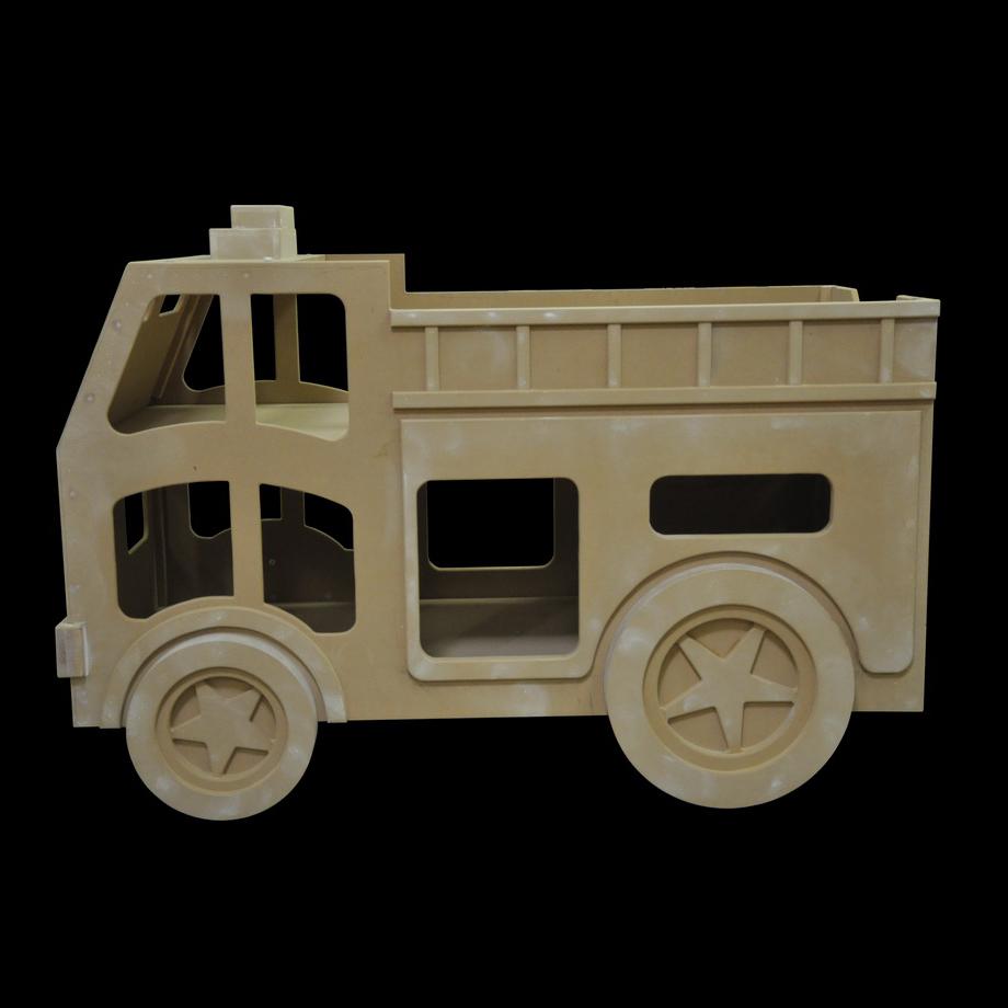 Best 25 Fire Truck Beds Ideas On Pinterest: Fire Engine Bunk Bed