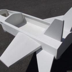 F-18 Fighter Jet Bed