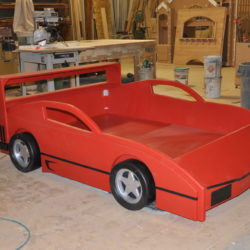 Race Car Bed Full Bed
