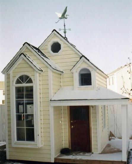 Virginian Outdoor Playhouse