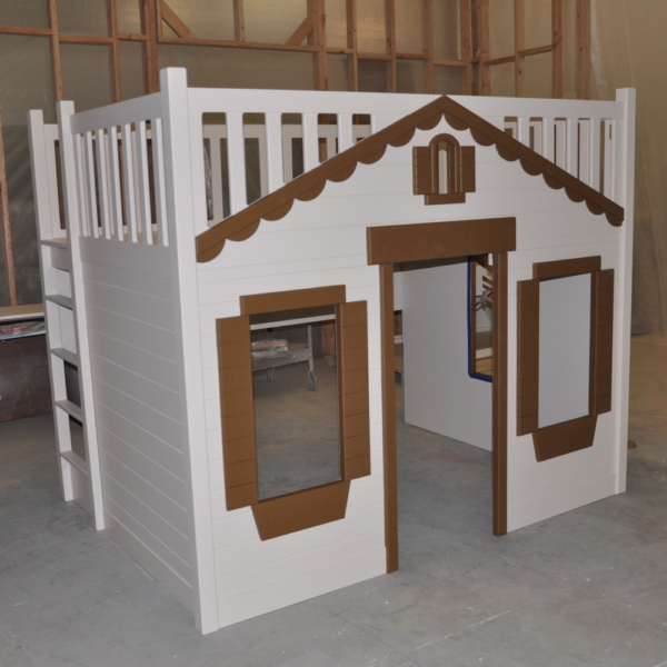 Mindy Bunk Bed Front View