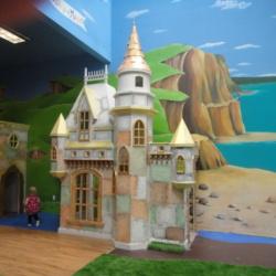 Fantastic Castle Playhouse