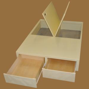Pedestals for Beds