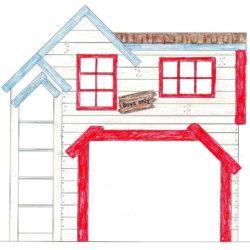 Spankys Club House Bunkbed plans