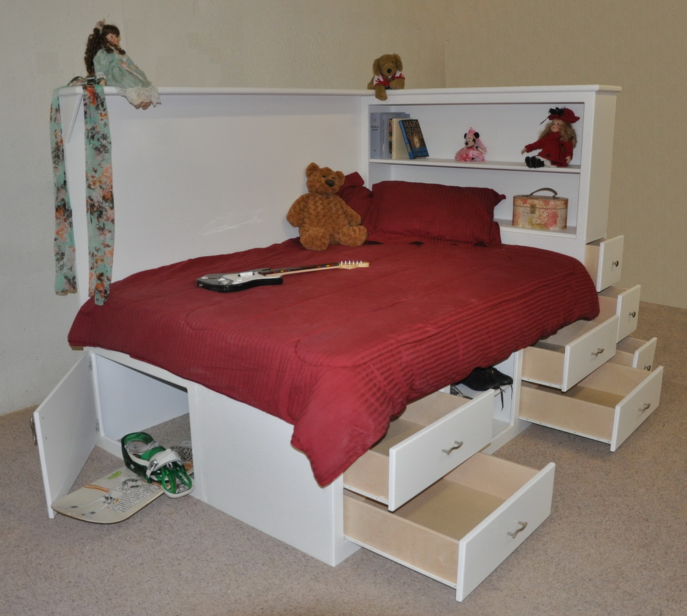Orlando Bedroom Furniture Orlando Platform Bed Designed And Built By Tanglewood Design