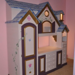 Princess Castle Fancy Dresser