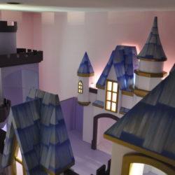 Amaya Castle Loft Tower View