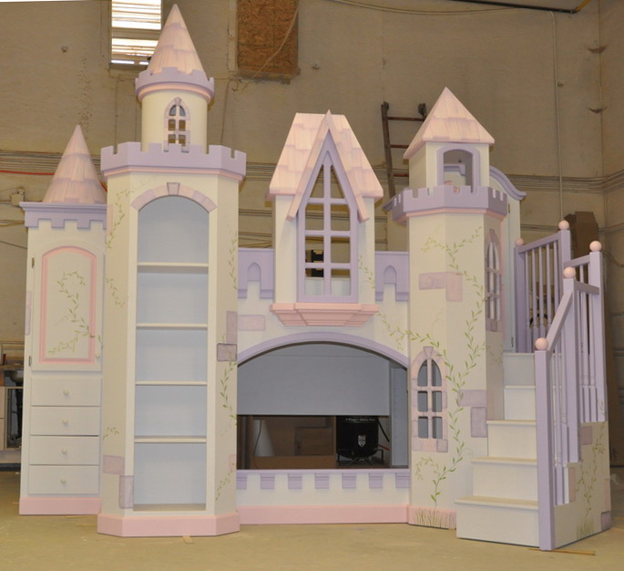 Castle Hoffman Bunk Bed