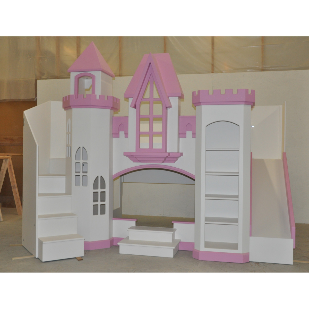 Champs Elysees Castle Bunk Bed