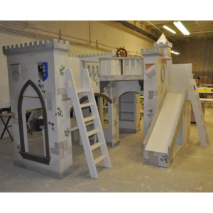 DeVreeze Castle Bunk Bed