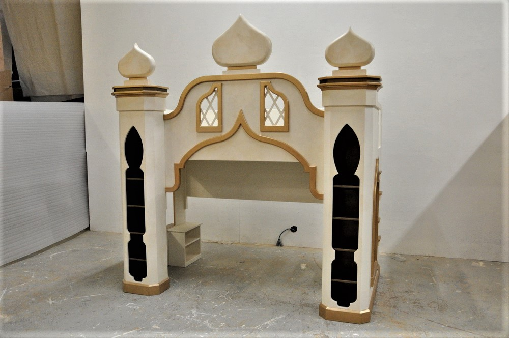 Taj Mahal Bunk Bed