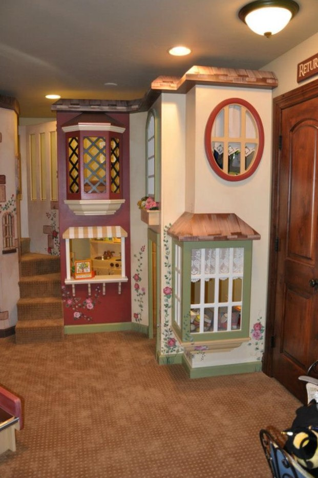 Cobblewood Castle Village Playhouse