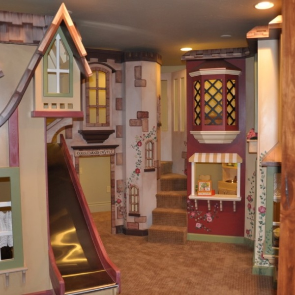 Cobblewood Castle Village Playhouse