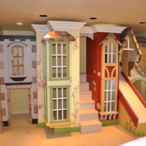 Granny's Village Playhouse