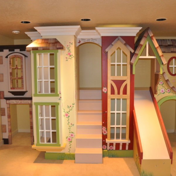 Granny's Village Playhouse