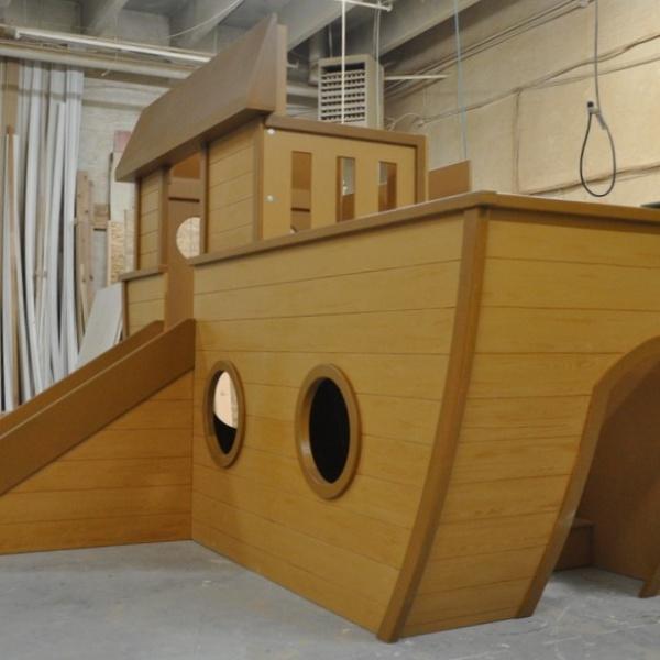 Noah's Ark Indoor Playhouse