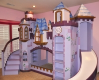 Amaya Castle Bunk Bed