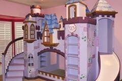 Amaya Castle Bunk Bed