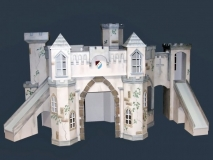 Merlin's Mansion Indoor Playhouse