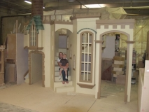 World for Kids Indoor Playhouse