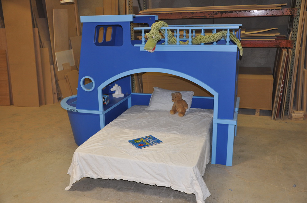 Tate S Tugboat Bunk Bed Tanglewood Design