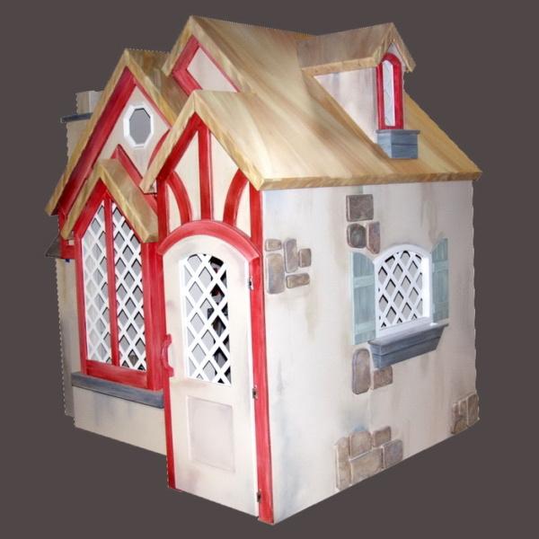 Snow White Cottage Playhouse