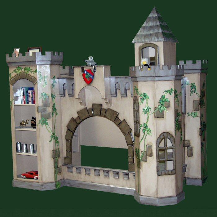 Norwich Castle Bunk Bed