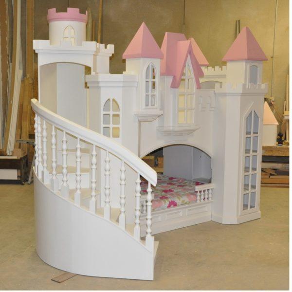 Braun Castle Bunk Bed
