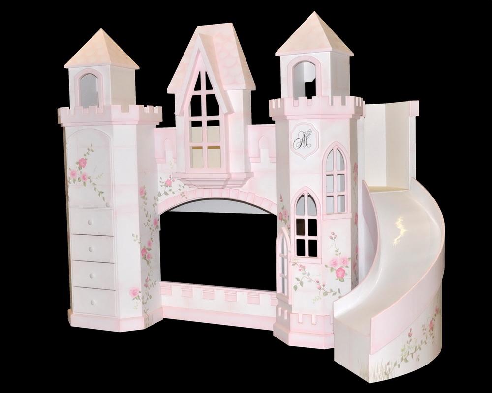 Polton Castle Bunk Bed Tanglewood Design