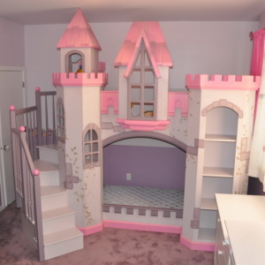 Anatolian Castle Bunk Bed