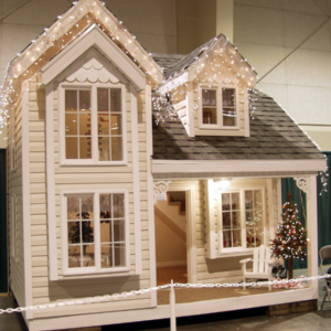 Cottage Playhouse Blueprints