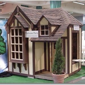 Sherwood Outdoor Playhouse