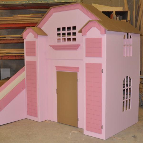 McKenzie Bed / Indoor Playhouse