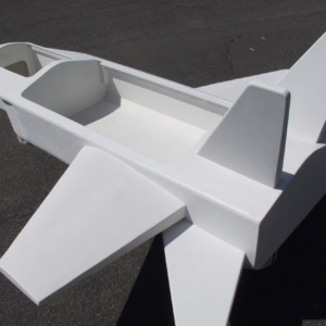 F-18 Fighter Jet Bed