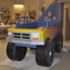 Monster Truck Bed Designed By Tanglewood Design