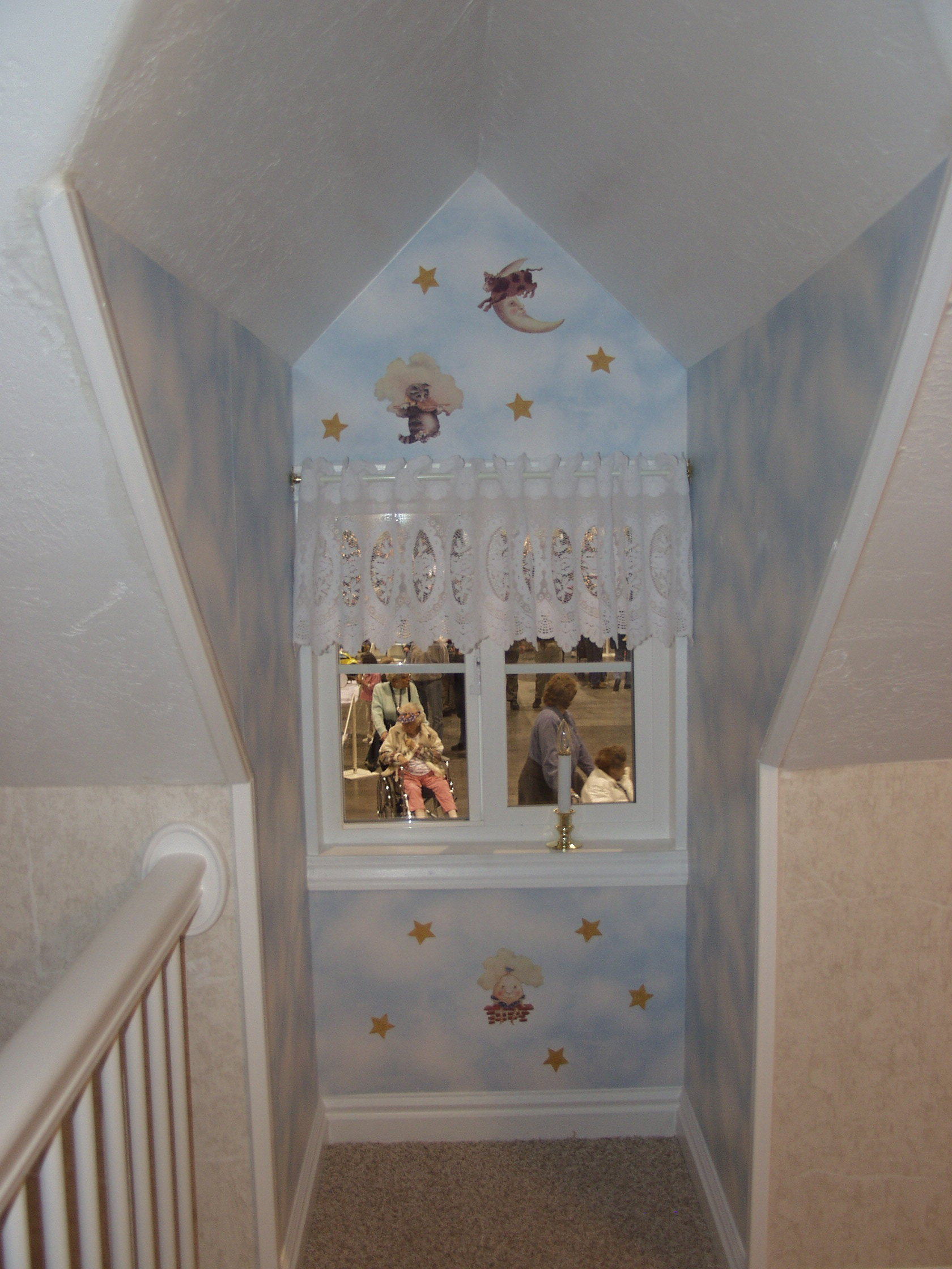 Cottage Playhouse Dormer View