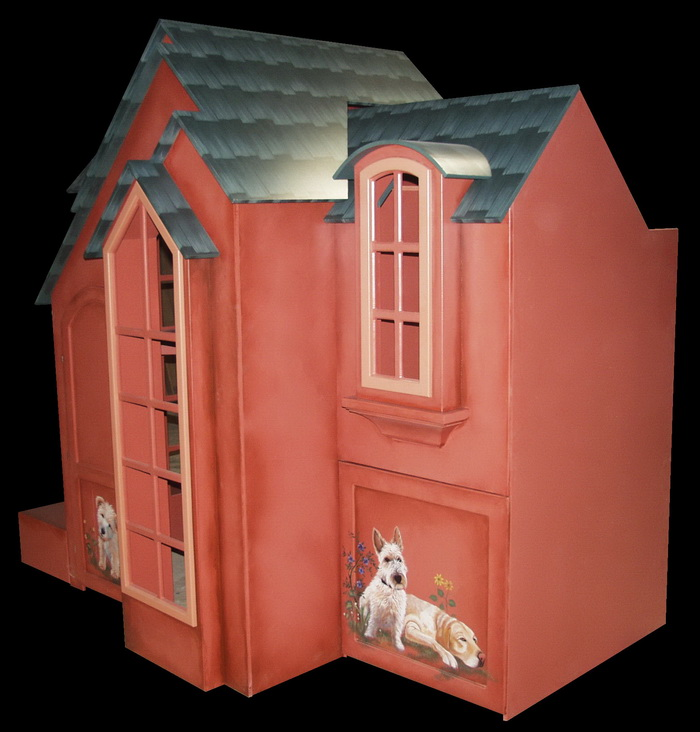 Lassie's Indoor Playhouse