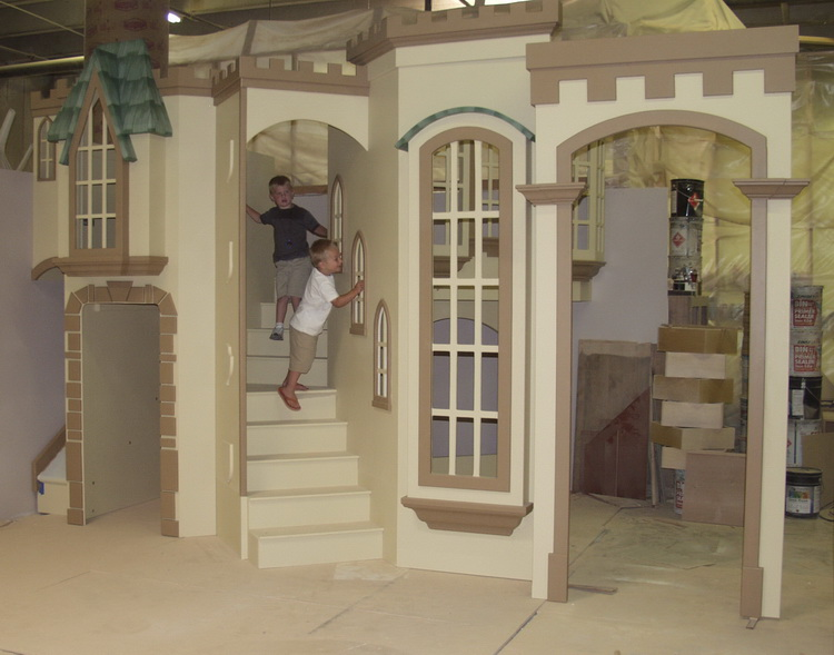 World For Kids Indoor Playhouse -