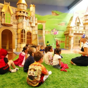 Kid Ventures Castle Playhouse