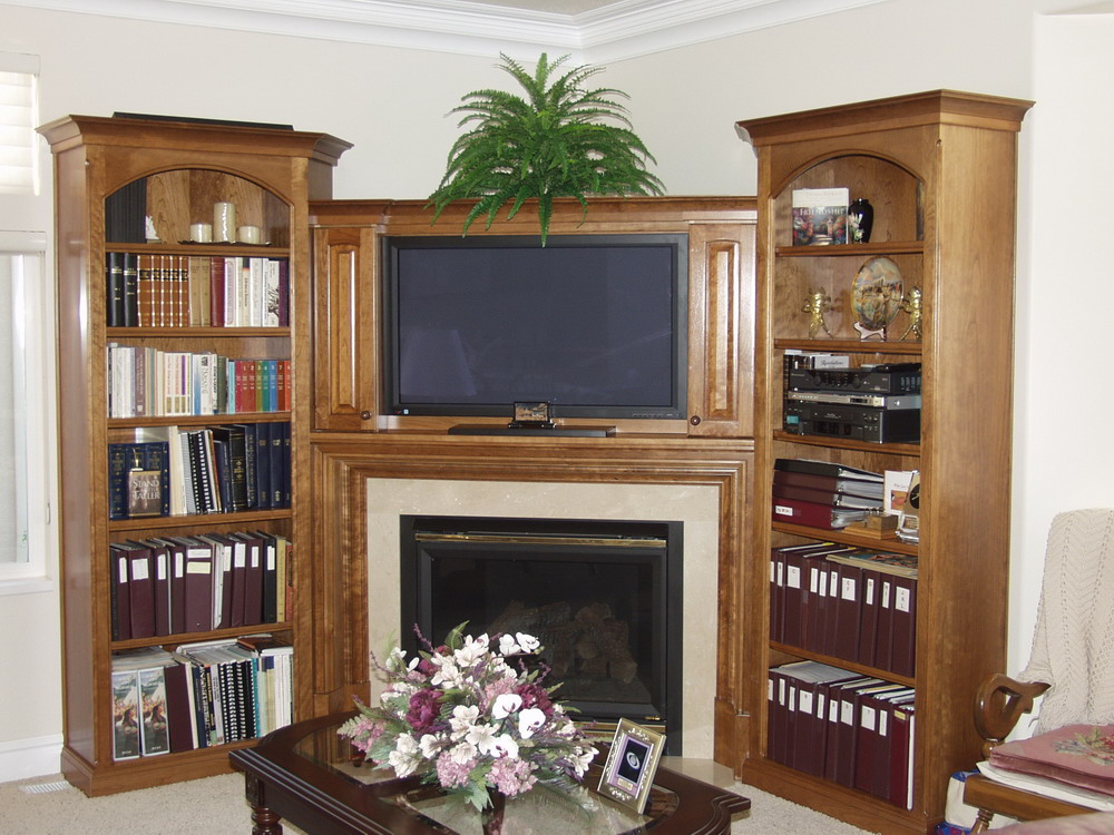 Entertainment Centers / Cabinetry