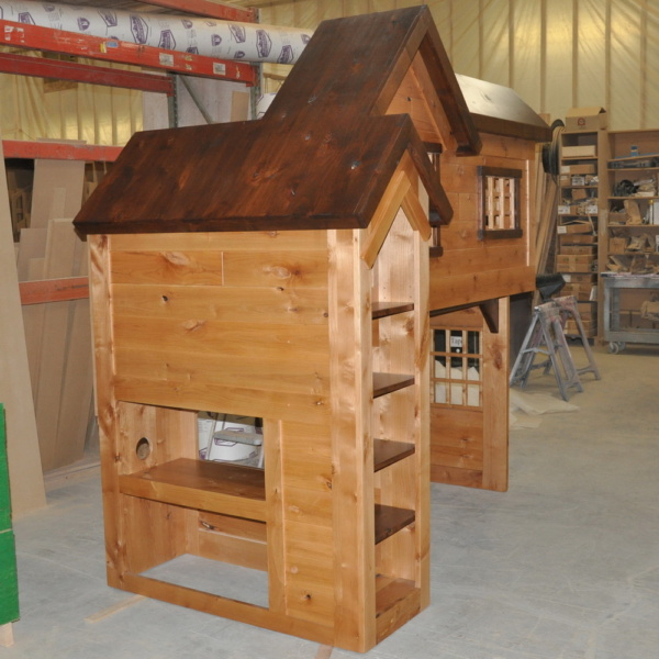 Spanky Club House Indoor Playhouse