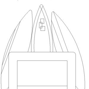 Surf Headboard